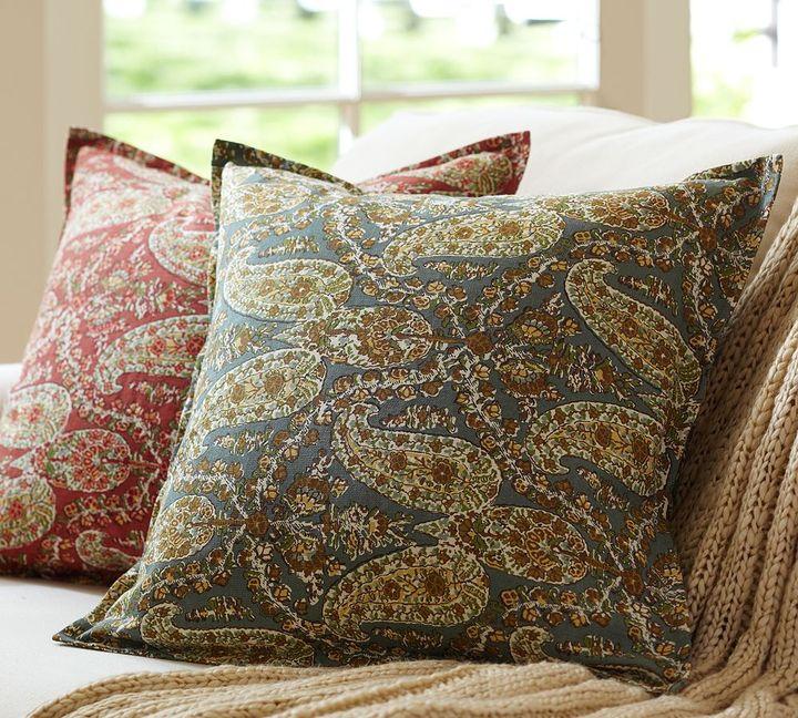 Vittoria Paisley Pillow Covers