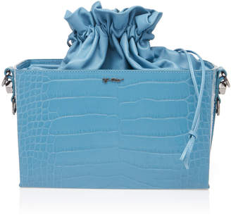 Embossed Cocco Soft Boxy Bag