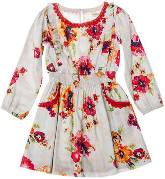 Cupcakes & Pastries Smocked Frill Dress