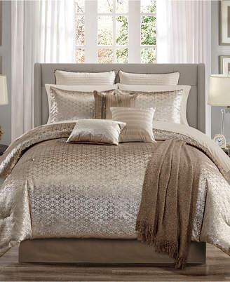 Hallmart Collectibles Hexan 14-Pc. California King Comforter Set