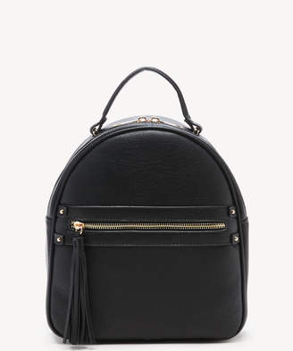 Sole Society Women's Zypa Backpack 2 Vegan Leather Black One Size From