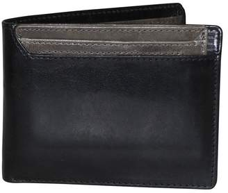 Buxton Dopp RFID Alpha Convertible Leather Wallet