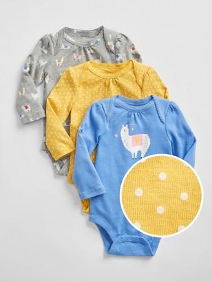 Gap Baby Llama Bodysuit (3-Pack)