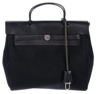 Hermes Toile Herbag Backpack