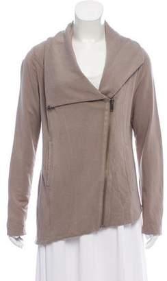 Helmut Lang Knit Zip Jacket