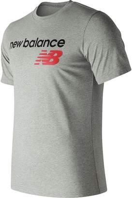 New Balance Nb Athletics Main Logo Short-Sleeve T-Shirt - Men's