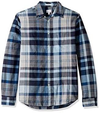 c33c9a26 Gant Men's The Fall Madras Slim Fit Shirt