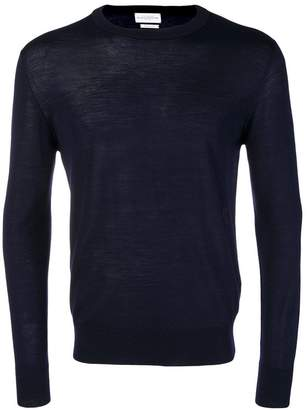 Ballantyne lightweight crew neck sweater
