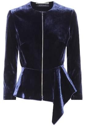 Roland Mouret Exclusive to mytheresa.com – Delen velvet jacket