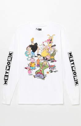 Cartoon Network Long Sleeve T-Shirt