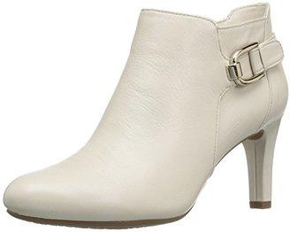 Bandolino Women's Layita Ankle Bootie $89 thestylecure.com