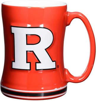Boelter Brands Rutgers Scarlet Knights 14 oz Relief Mug