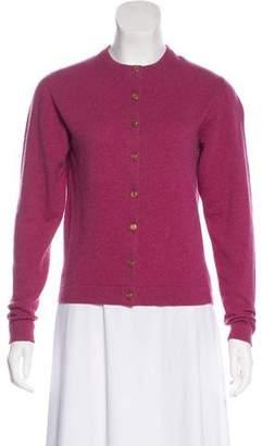 Hermes Wool Knit Cardigan