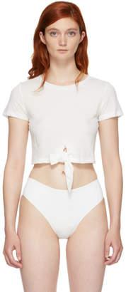 Otis Myraswim White T-Shirt
