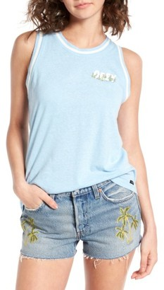 Women's Obey Overgrown Trippin Tank $37 thestylecure.com