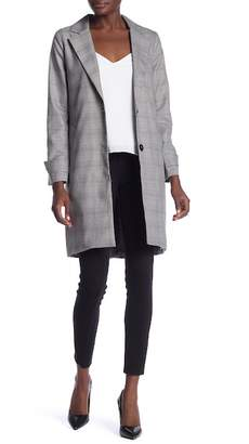 Elodie Menswear Trench Coat
