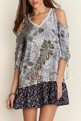 People Outfitter Perfect Print Dress