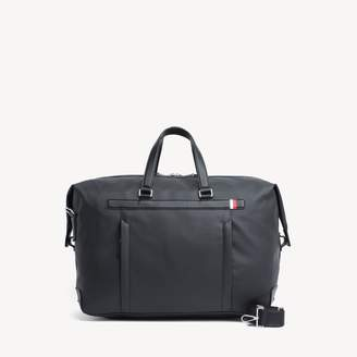Tommy Hilfiger Coated Canvas Duffle Bag