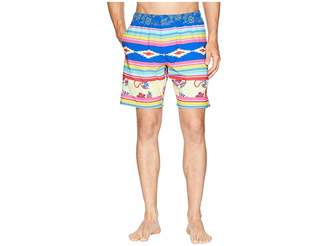 Toes on the Nose Serape Volley Shorts