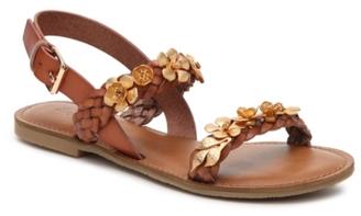 Zigi Soho Brya Flat Sandal $90 thestylecure.com