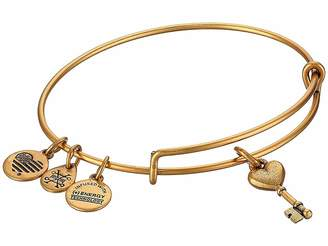 Alex and Ani Key to Love Bangle Bracelet