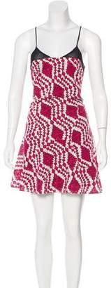 Thakoon Crochet Mini Dress