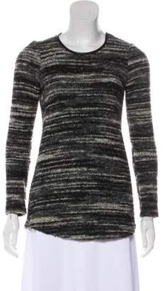 Etoile Isabel Marant Patterned Knit Sweater