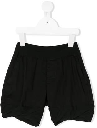 European Culture Kids twist hem shorts