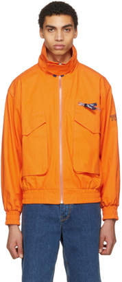 Thames Reversible Orange Adventurous Jacket