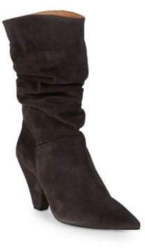 Oturo Slouch Suede Boots