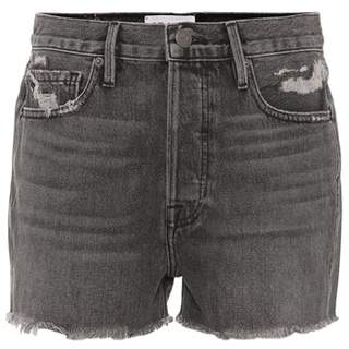 Frame Le Original denim shorts