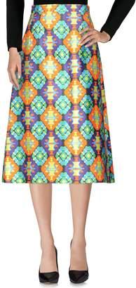 Andrew Gn 3/4 length skirts
