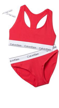 Calvin Klein Underwear Modern Cotton Gift Set $48 thestylecure.com