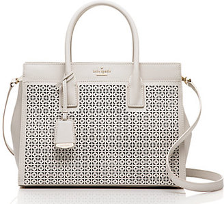 Cameron street perforated candace satchel $398 thestylecure.com