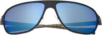 Breed Atmosphere Titanium and Carbon Fiber Black Sunglasses
