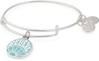 Alex and Ani Believe Charm Bangle