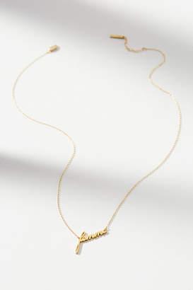 Sister Squared Femme Necklace