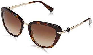 Bulgari Women's 0BV8193B 504/13 Sunglasses