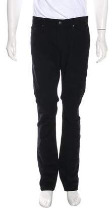 Frame Mid-Rise Straight-Leg Corduroys w/ Tags
