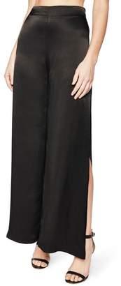 Bardot Split Side Extra Wide Leg Pants