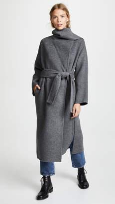 Vince Belted Cozy Coat