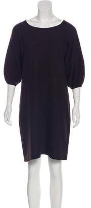 Magaschoni Cashmere Mini Skirt