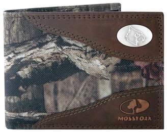 Kohl's Zep-Pro Louisville Cardinals Concho Mossy Oak Bifold Wallet