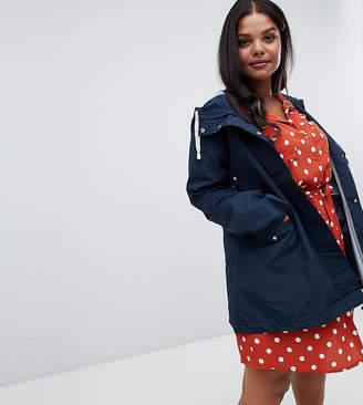 Brave Soul Plus digger lightweight jacket