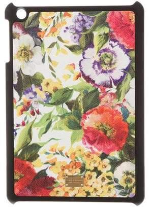 Dolce & Gabbana Floral Print Tablet Case