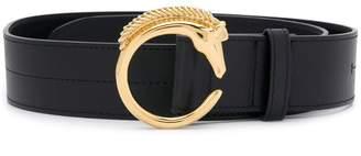 Chloé horse buckle belt