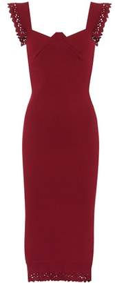 Roland Mouret Hotham stretch-knit dress