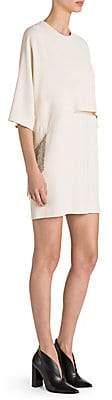 Stella McCartney Women's Stretch Cady Bogart Shift Dress