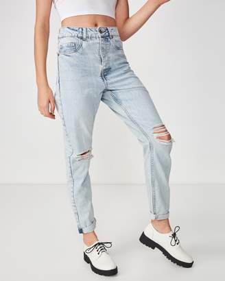 Supre The Mom Ripped Jeans