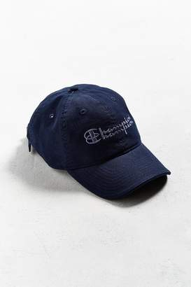 Champion X UO Multi Logo Baseball Hat $29 thestylecure.com